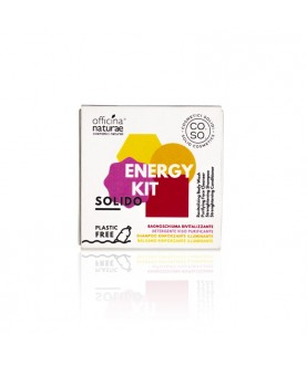 Cosmetici solidi - Co.so. Energy kit - Officina Naturae