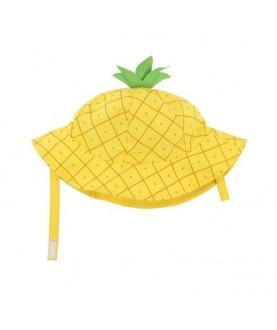 Cappello protezione solare/UV UPF 50+ Zoocchini - Ananas