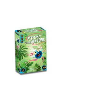 Sticky camaleon - il gioco dei camaleonti affamati