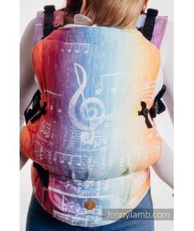Marsupio Lennyup grade - Simphony rainbow light