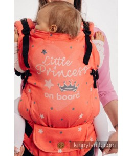 Marsupio Lennyup grade - baby on board Little princess