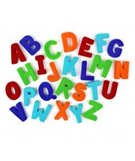 Giocattoli morbidi in caucciu' naturale - Lettere dell'alfabeto