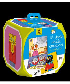 Il dado delle emozioni di Nicoletta Costa - giochi Montessori