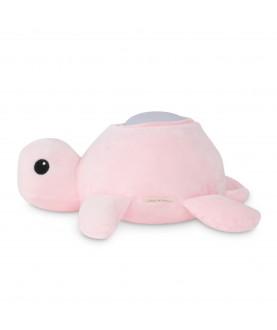 Lampada peluche - Georgie la tartaruga rosa