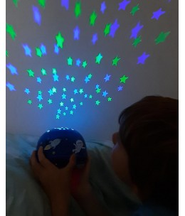 Luce LED Proiettore, Spazio - Stelle