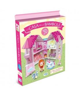 La casa delle bambole 3D - Sassi Junior