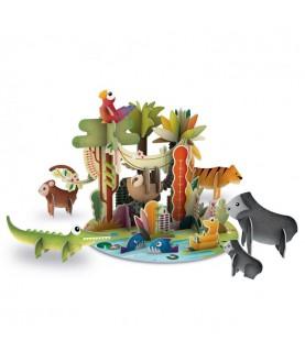 Il regno della giungla 3D - Sassi Junior