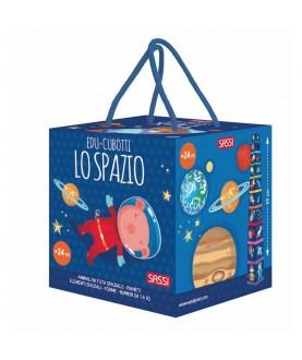 Edu cubotti LO SPAZIO - Sassi Junior