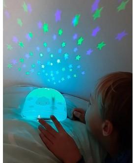 Luce LED Proiettore, Nuvola - Stelle