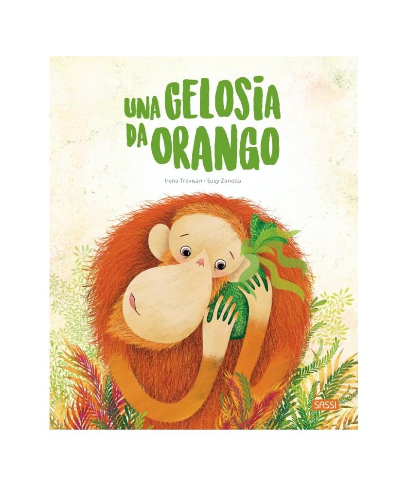 una gelosia da orango - Sassi Junior