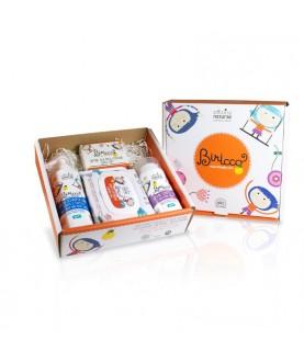 Gift Box Baby Biricco Cofanetto - Officina Naturae