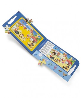 Puzzle Magnetico portatile...