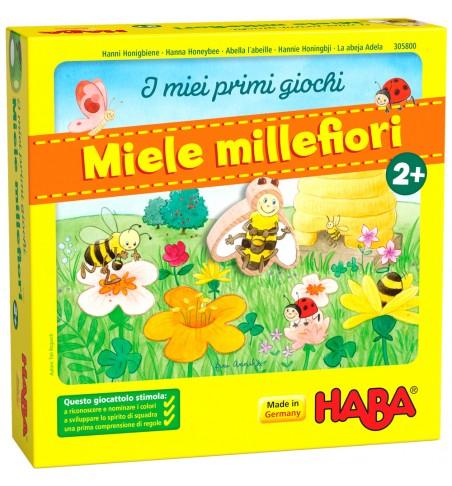 Miele millefiori - Haba