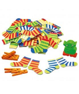 Ruba calzini gioco di società  - Haba