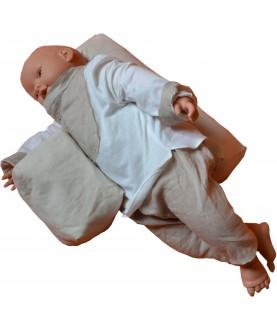 Cuscino Dormi Sicuro in pula di farro - Farro relax